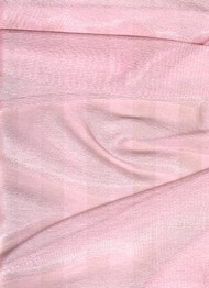 Paris Pink Sparkle Organza Fabric