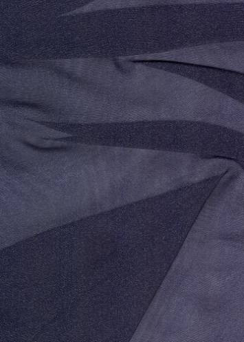Midnight Navy Sparkle Organza Fabric