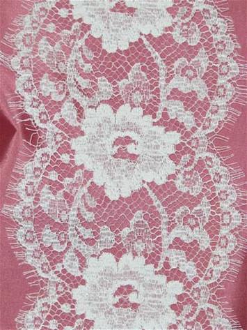 PD12116B White Shiffli Lace