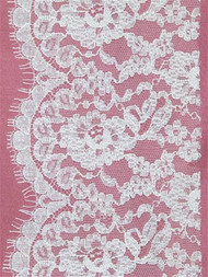 PS449034 White Shiffli Lace