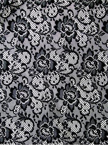 1608 Black Lace