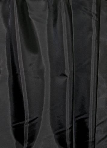 Black Imperial Tafetta