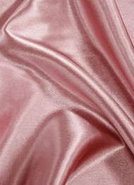 Dusty Pink Crepe Back Satin Fabric
