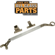 All Glass Parts Hardware