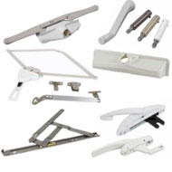 Awning Window Hardware