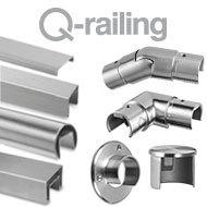 Cap Rail & Accessories