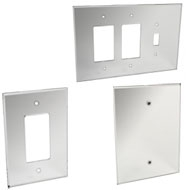 Cover Plates for Outlets & Switches