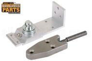 Commercial Door Pivot - Bottom Frame & Door Portion