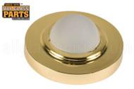 Wall Door Stop (Brass)