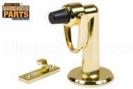 Floor Door Stop (Brass)