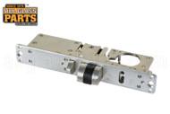 Latch Lock for Commercial Doors (Left) (15/16'' Cylinder Backset)
