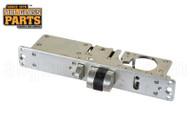 Latch Lock for Commercial Doors (Left) (1-1/8'' Cylinder Backset)