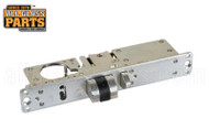 Latch Lock for Commercial Doors (Right) (1-1/8'' Cylinder Backset)