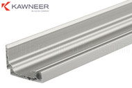 Door Stop (Kawneer) (Clear Anodized)
