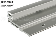 Continuous Geared Hinge (Full Surface Mount) (Aluminum) (Standard) (Length 83'')