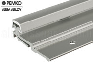Continuous Geared Hinge (Full Surface Mount) (Aluminum) (Standard) (Length 95'')