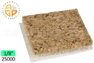 Shipping Pads (Cork w/non-adhesive backing) (1/8'') (25000 Pads)