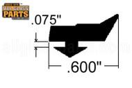 Pressure Plate Spline (19/32'' Width)
