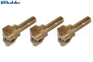Set of 3 Replacement Wheel Holders for Silberschnitt 2000 Oil Glass Cutter