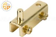 Pivot Door Hinge (Brass)