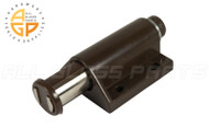 Magnetic Single Latch (Brown)