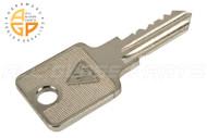 Shoe Lock Keys (Key Blank)