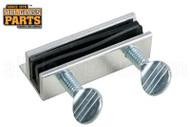 Sliding Window Track Lock (Mill) (2'' Length)