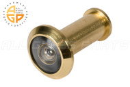 Door Viewer (Peephole) (Brass)