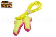 Foam Disposable Earplugs (100 Qty)