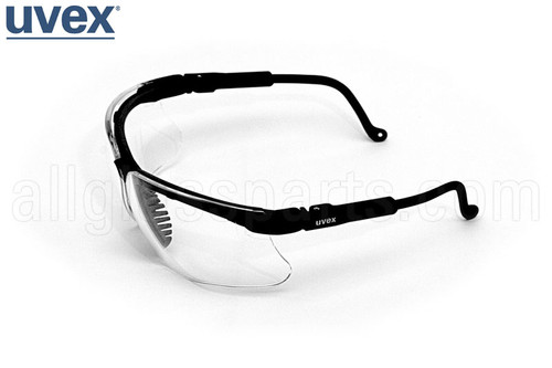 5664160509a ... Uvex Genesis Safety Glasses. Image 1