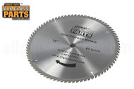 Saw Blades (For Aluminum) (10'')