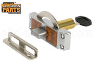 Sliding Glass Door Cam Lock (Keyed)