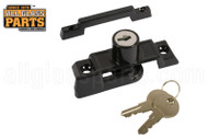 Cam Lock (Keyed) (Slim-Line)