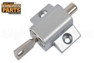 Sliding Glass Door Lock (Keyed) (Aluminum)