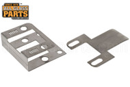 Out-Swing Adjustable Strike Plate (Single)