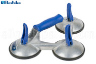 Suction Lifter (Triple Cup, Lever Style) (Bohle 'Blue Line')