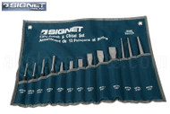13 Piece Punch And Chisel Set