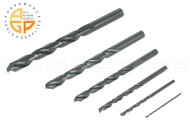 Heavy Duty HSS Fractional Straight Shank Jobbers - 635 Series (9/64'')