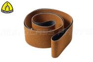 Grinding & Polishing Belts (1-1/8'' x 21'') (Pure Cork)