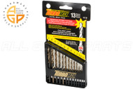 HSS Fractional 731 Series - Metal Index Sets (13 pieces)