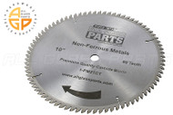 Saw Blades (for Aluminum) (Heavy Duty) (10'')