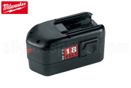 Milwaukee 18V NiCd 2.4 Ah Battery