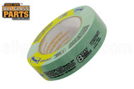 Pro-Mask Green Masking Tape (1'')
