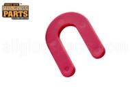 Horseshoe Shims (Red) (Size: 1/8'' x 3'' )
