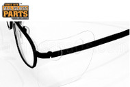 Slip-on Sideshields for Eyeglasses