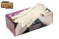 Conform Latex Gloves (Disposable) (Large)