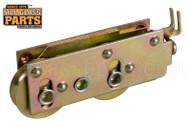 Sliding Glass Door Roller (Tandem Wheels) (3'' Length) (1-1/8'' Height)