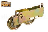 Sliding Glass Door Roller (Tandem Wheels) (3-1/8'' Length) (1-1/16'' Height)