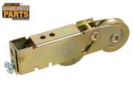 Tandem Patio Door Roller (1-1/4'' Wheel Diameter) (3-1/8'' Length) (Steel Wheels)