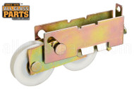 Tandem Patio Door Roller (1-1/2'' Wheel Diameter) (3-1/8'' Length)